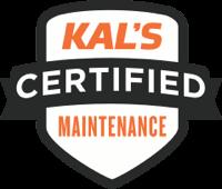 certified maintenance logo
