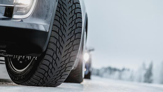 Kal's choice for best winter tires