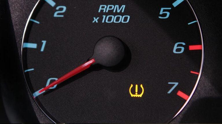 sensor for tire pressure