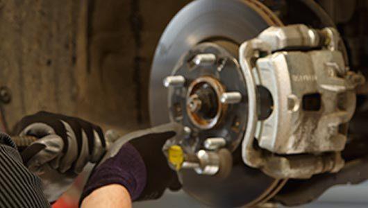 Signs you may need new brakes