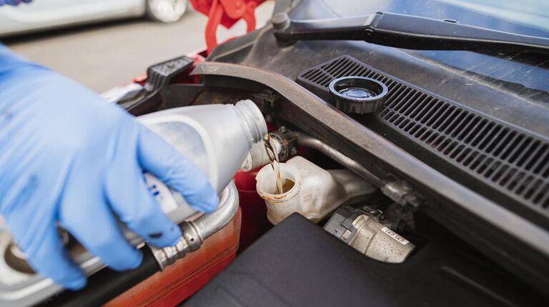 Why change brake fluid