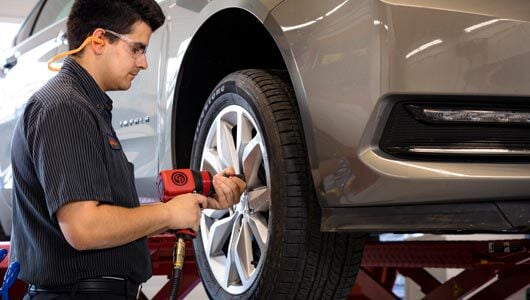 When to rotate your tires and why