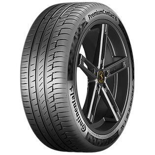 Continental PremiumContact 6 tire - angle