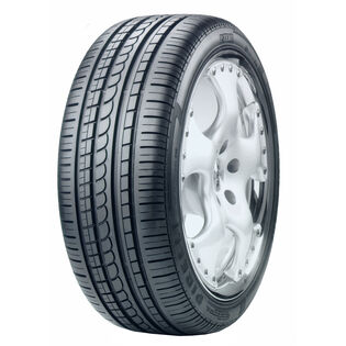 Pirelli P-Zero Rosso tire - angle