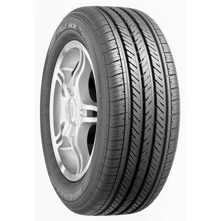 Michelin PILOT HX MXM4 tire - angle