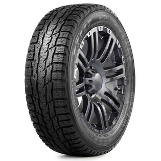 Nokian Tyres WR C3 tire - angle