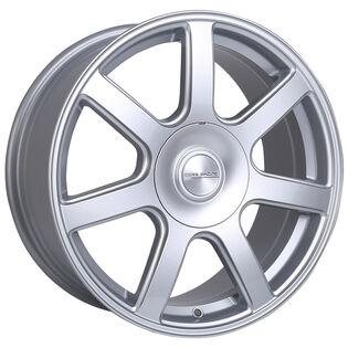 Core Racing Storm Silver Wheel