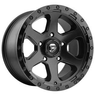 Fuel Ripper Black Wheel