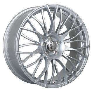 Klasse Santana Silver Wheel