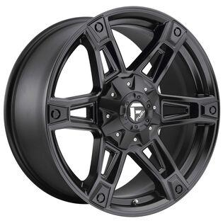 Fuel Dakar Black Satin Wheel