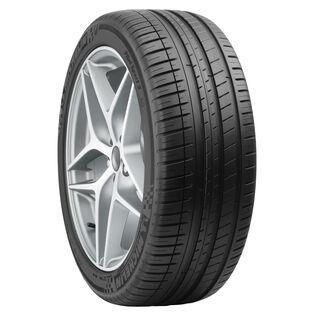 Michelin PILOT SPORT 3 tire - angle