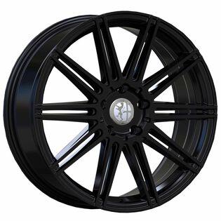 Klasse Isetta Black Satin Wheel