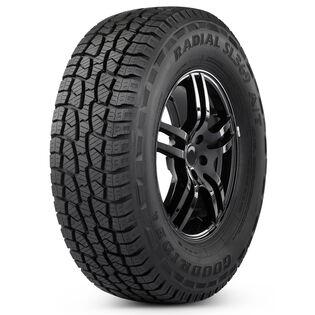 Goodride SL369 tire - angle