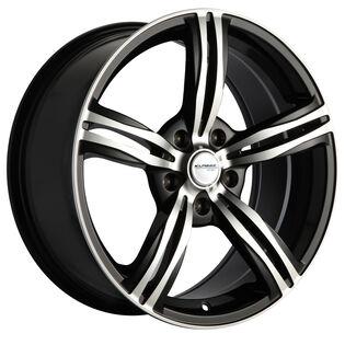 Klasse Concept M Black Machined Wheel