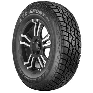 Multi-Mile Wild Country XTX Sport 4S tire - angle