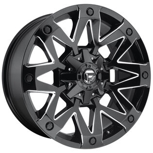 Fuel Ambush Black Gloss Wheel