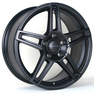 Core Racing Eclipse Black Satin Wheel