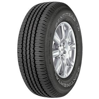 Continental CONTITRAC TR tire - angle