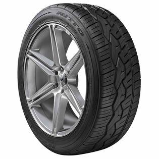 Nitto NT420V tire – angle