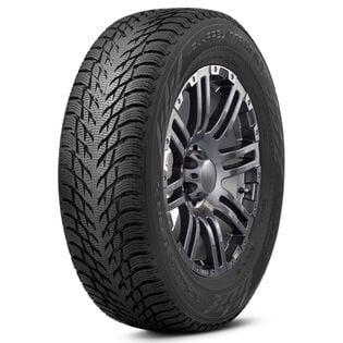 Nokian Tyres Hakkapeliitta R3 SUV tire - angle