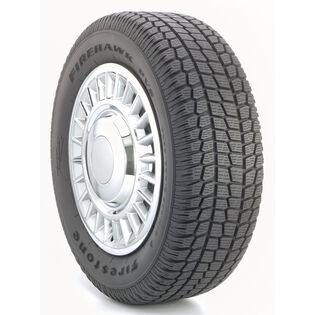 Firestone Firehawk PVS tire - angle