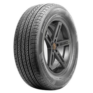 Continental CONTIPROCONTACT TX  tire - angle
