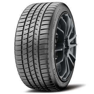Michelin PILOT SPORT A/S 3+  tire - angle