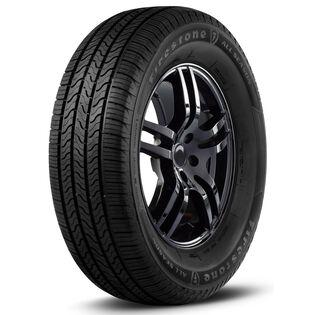 Firestone All-Season tire - angle