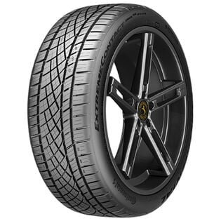 Continental EXTREMECONTACT DWS 06 Plus tire - angle