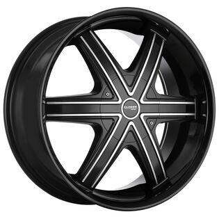 Klasse Cypher Black Gloss Titanium Wheel