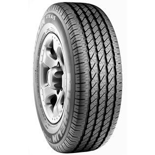 Michelin LTX A/S tire - angle