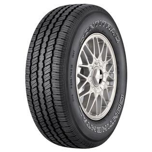 Continental CONTITRAC tire - angle