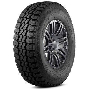 Nitto HD Grappler tire - angle