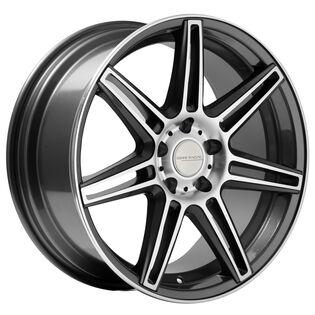 Core Racing Seven7 Gunmetal Machined Wheel
