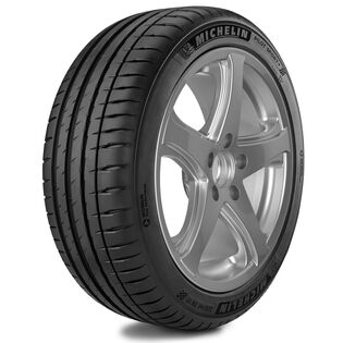 Michelin PILOT SPORT 4 tire - angle