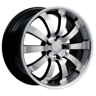 Klasse Bonn Chrome Wheel