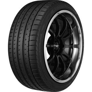 Yokohama Advan Sport V105 tire - angle