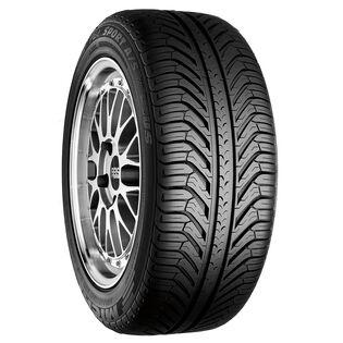 Michelin PILOT SPORT A/S PLUS tire - angle