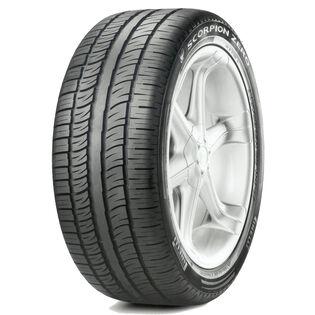 Pirelli Scorpion Zero tire - angle