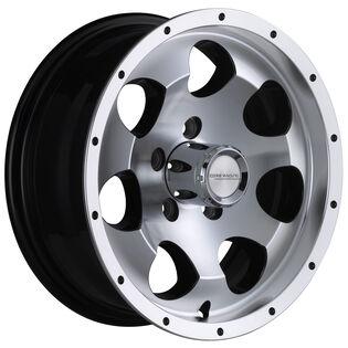 Core Racing Duke Black Gloss Machined Wheel