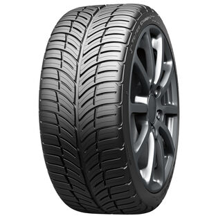 BFGoodrich G-Force Comp 2 AS plus tire - angle