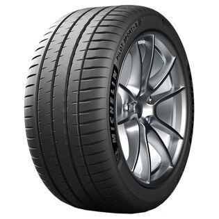 Michelin PILOT SPORT 4 SUV tire - angle
