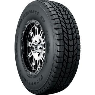 Firestone Winterforce CV tire - angle