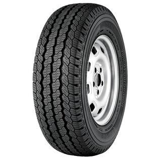 Continental VANCO 4 SEASON tire - angle