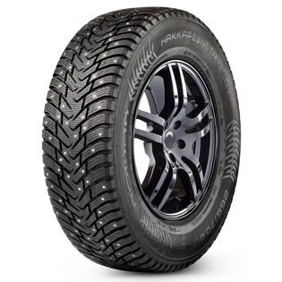 Nokian Tyres Hakkapeliitta 8 SUV Studded tire - angle