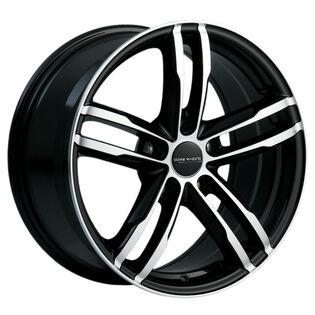 Core Racing Kobe Black Gloss Wheel