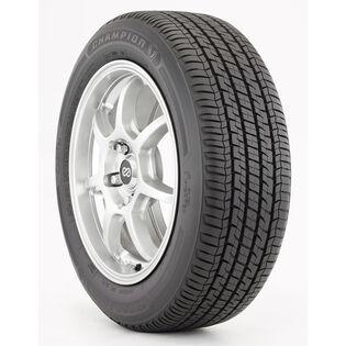 Firestone Champion Fuel Fighter tire - angle