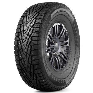Nokian Tyres Hakkapeliitta LT2 Studded tire - angle