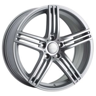 Core Racing Thrive Silver Machined Wheel