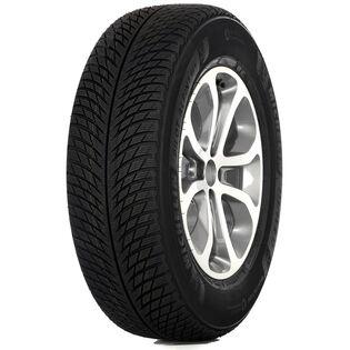 Michelin PILOT ALPIN 5 SUV tire - angle